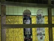 横浜 スケートボード ランプスタジオ エアコン